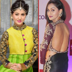5 Make up tips by TV divas for evening party
