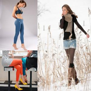 5 ways to Wear Leggings as PANTS..