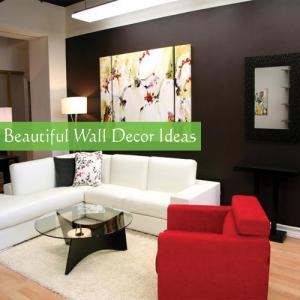7 Beautiful Wall Decoration Ideas