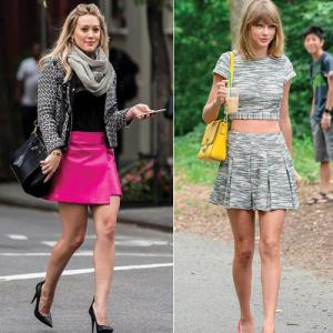 7 Stylish Mini Skirts that never went out of style