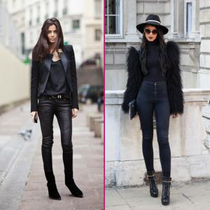 7 Tips to Wear Black without Looking Boring