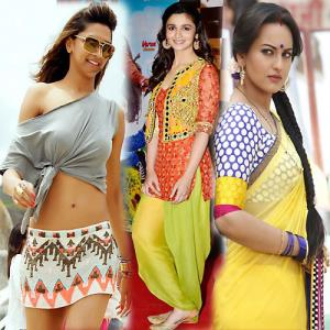 8 Dress like Bollywood Diva