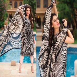 BEBO Parades Crescent summer lawn collection..