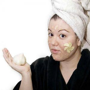 Image result for garlic good for skin and hair