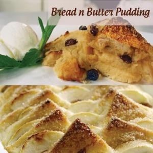 how to make a small bread and butter pudding