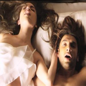 Does Ranveer excite you in his durex ad?