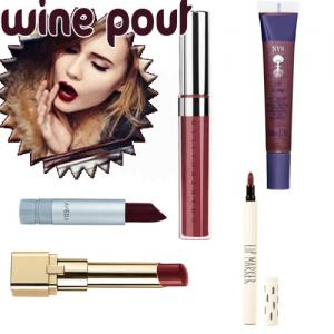 How to have perfect Wine pout!!