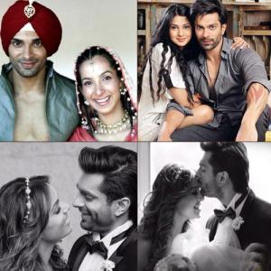 Karan Singh Grover and 7 celebs who married thrice
