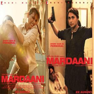 Mardaani gets A certificate from censor board