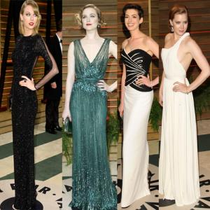 OSCAR after party: BEST looks!!