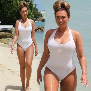 PLUS size Bikini TIPS from Lauren Goodger !!