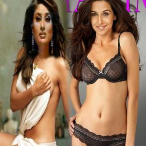 Top 10 Fake Photos Of Bollywood Babes