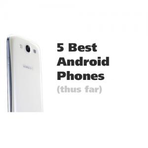 Top 5 Android Smartphones Under Rs 5,000