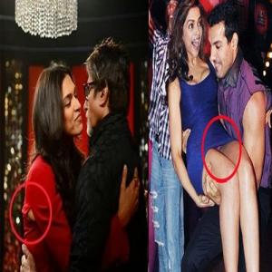 Best Celebrity Wardrobe Malfunctions and How They Handled ...