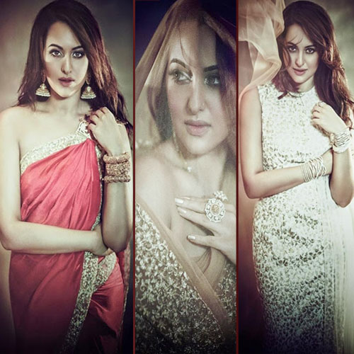 Sonakshi's hot looks on Femina Wedding Times , sonakshi sinha hot looks on femina wedding times,  sonakshi sinha,  sonakshi sinha on femina wedding times october 2015,  fashion trends 2015,  ifairer