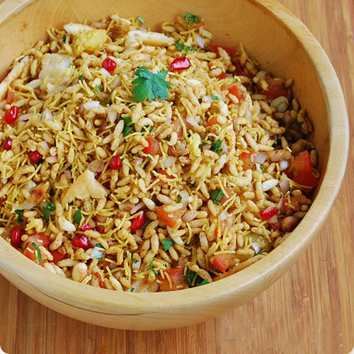 how to make sweet chutney for bhel puri