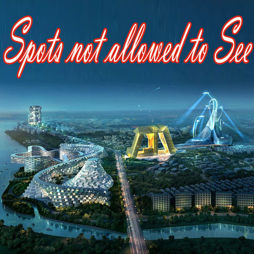 Spots You are Not Allowed To See, travel,  hotels,  resorts,  cuisines,  destinations,  latest news