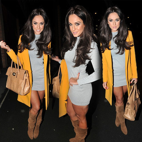 Stylish Vicky Pattison in zesty coat, stylish vicky pattison in zesty coat,  vicky pattison,  hollywood news,  hollywood gossips,  latest news,  ifairer