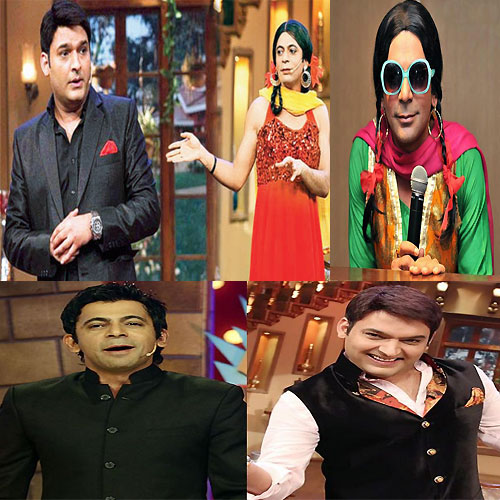 Sunil Grover back to: Comedy Nights With Kapil, sunil grover will not be playing gutthi comedy nights with kapil,  sunil grover,  gutthi,  comedy nights with kapil,  comedy nights with kapil news,  kapil,  kapil news,  tv news,  tv gossip,  tv buzz,  tv serial news,  serial news,  colors tv,  colors tv serial,  tv serial upcoming news,  tv serial latest news