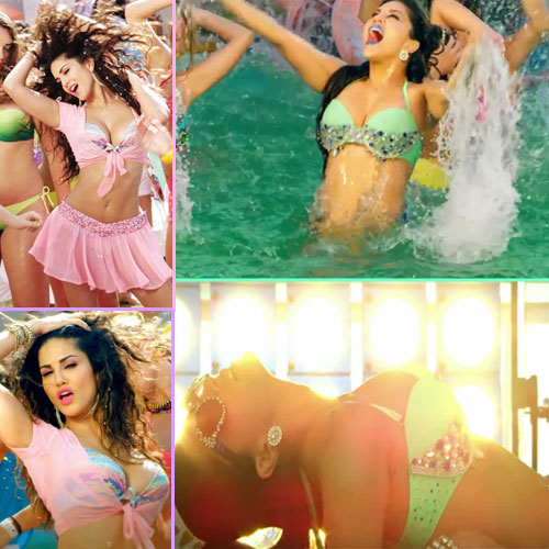 Sunny Leone's daring looks, sunny leone daring looks,  sunny leone get wet and wild,  sunny leone,  bollywood news,  bollywood gossip,  latset bollywood updates,  ifairer