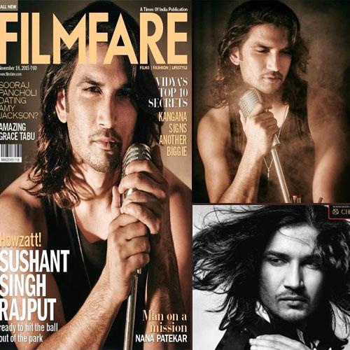 Sushant Singh Rajput photoshoot for Filmfare, sushant singh rajput photoshoot for filmfare,  sushant singh rajput for november edition,  fashion trends 2015,  fashion trends,  sushant singh rajput,  ifairer