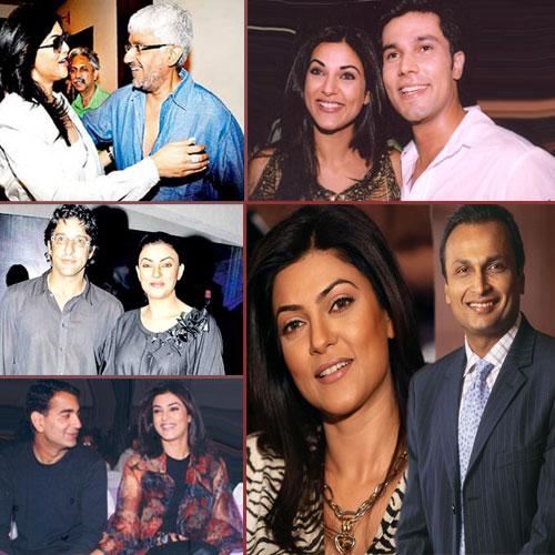 Sushmita Sen's 11 love affair, sushmita sens 11 love affair,  11 men in sushmita sen life,  sushmita sen,  sushmita sen love affair,  bollywood news,  bollywood gossip,  latest bollywood updates,  ifairer