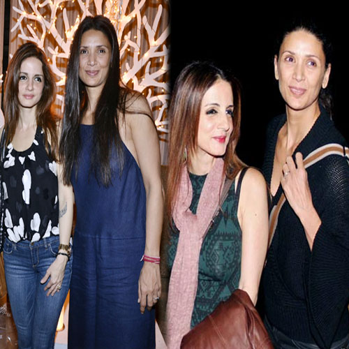Sussanne and Mehr friendship turns sour  , sussanne and mehr friendship turns sour,  after divorce,  sussanne mehr friendship turns sour,  susanne khan,  mehr,  bollywood news,  bollywood gossip,  latest bollywood updates,  ifairer