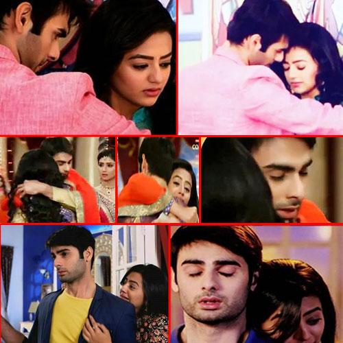 Swara-Sanskar hugs, Kavita shocked... , swara-sanskar hugs in engagement party,  kavita shocked,  swaragini upcoming episode news,  tv gossips,  indian tv serial news,  latest tv gossips,  tv serial updates,  tv gossips,  ifairer