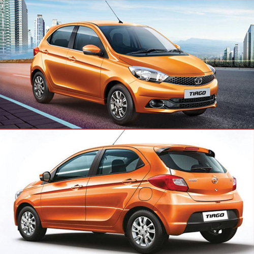 Tata Motors launches hatchback Tiago at Rs 3.2 lakh, tata motors launches hatchback tiago at a price range of rs 3.2 lakh to rs 5.54 lakh,  tata tiago launched in india,  tata launches tiago at rs 3.2 lakh,  tata motors launches hatchback tiago at rs 3.2 lakh,  tata motors launches tiago,  technology,  automobiles,  ifairer