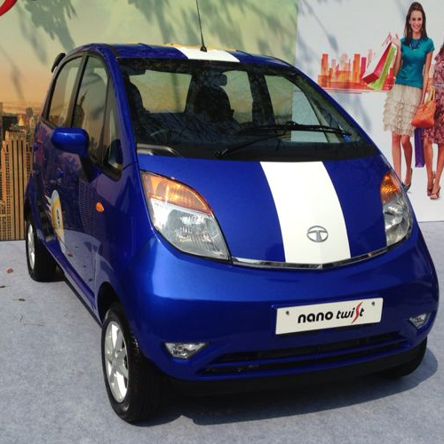 Tata Nano Twist XE Priced at Rs 2.06 lakh, tata nano twist xe,  tata nano power steering,  tata nano twist xe specifications,  car news,  cars in india,  tata nano twist xe price,  car price