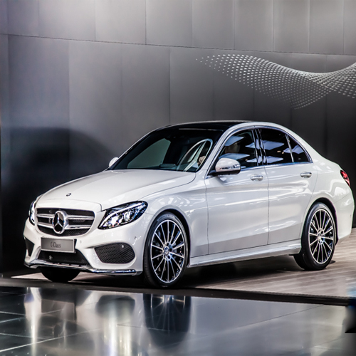 The new Mercedes-Benz C-class: REVEALED