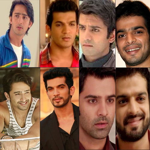15 TV actor's drastic transformations, tv actors who changed drastically with age,  television actor changed look after and before,  then & now: 15 tv actors drastic transformations,  debut to current shows: tv hunks changed looks,  drastic changes in tv actor look,  tv gossips,  indian tv actor news,  ifairer