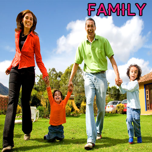TIPS FOR A HAPPY FAMILY - , family relationship, happy families
