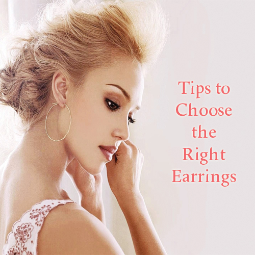 Tips to Choose the Right Earrings for all Face Shape Slide ...