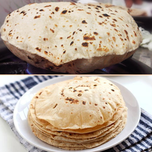 Tips to make soft chapati, tips to make soft chapati,  how to make soft chapati,  ways to make soft chapati,  recipe for soft chapati,  soft chapati,  soft chapati recipe,  recipe,  main course,  ifiarer