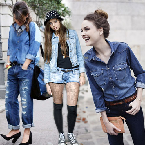 Tips to wear Double Denim , tips to wear double denim outfits,  fashion,  fashion tips,  fashion trends,  fashion accessories,  fashion trends 2014,  latest news,  ifairer