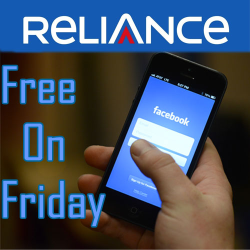 Today Enjoy free facebook on Reliance , today enjoy free facebook on reliance,  technology,  automobiles,  gadgets,  latest news,  ifairer