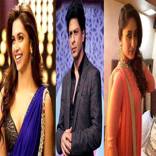 Top 10 Highest Paid Bollywood Stars, bollywood,  bollywood stars,  bollywood celebs,  bollywood gossips,  bollywood masala,  bollywood heroes,  bollywood heroines,  khan brothers,  top paid bollywood celebrities,  expensive bollywood celebrities,  deepika padukone,  shah rukh khan,  kareena kapoor khan,  salman khan,  katrina kaif,  priyanka chopra,  akshay kumar,  aamir khan,  ranbir kapoor,  hrithik roshan,  ifairer