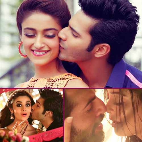 Top10 Hottest smooches of B-town, top 10 most hottest smooch of b-town,  top 10 best bollywood onscreen kisses,  hottest onscreen kisses,  bollywood news,  bollywood gossip,  latest bollywood updates,  bollywood news and gossip,  ifairer