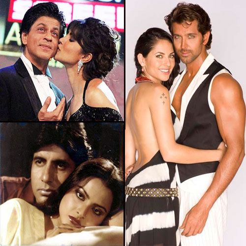 14Famous extra-marital affairs of Bollywood