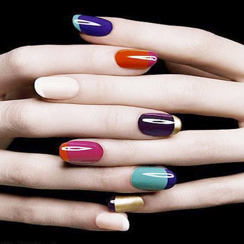 Top 15 Nail Art Designs Slide 13, Ifairer.com