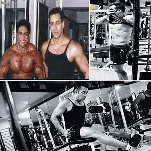 Top 5 B'wood actors and their gym instructors, top 5 bollywood actors and their gym instructors,  top gym instructors in bollywood,  bollywood actors with gym instructors,  bollywood fitness instructors,  celebs fitness gurus,  bollywood industries,  entertainment,  bollywood,  ifairer