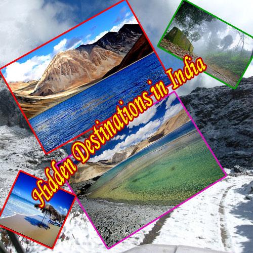 Top 5 Hidden Destinations in India, top 5 hidden destinations in india,  hidden places of india,  top 5 secret places in india,  top 5 secret destinations in india,  destinations,  travel,  ifairer
