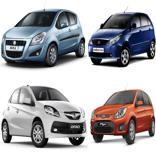 Top 5 Petrol Cars Under Rs. 5 Lakhs
