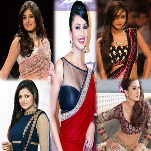Top 5 Telly Queens, top 5 telly queens,  entertainment,  tv gossips,  latest news of tv gossips,  the famous tv stars,  sexy tv actresses,  divyanka tripathi,  kritika kamra,  drashti dhami,  krystle dsouza,  gauahar khan