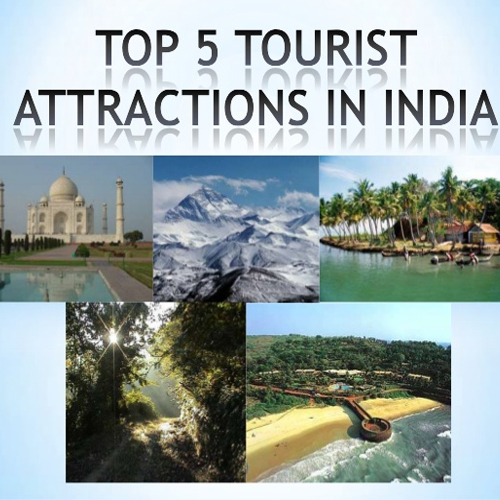 Top 5 Tourist Destinations in India!, tourist,  tourist destinations in india,  amazing places in india,  destinations in india,  tourist in india,  cities in india,  tourist attractions in india,  attractions,  agra,  jaipur,  goa,  kashmir,  