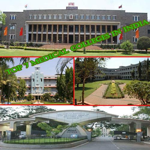 Top 7 Medical Colleges in India Slide 1, ifairer com