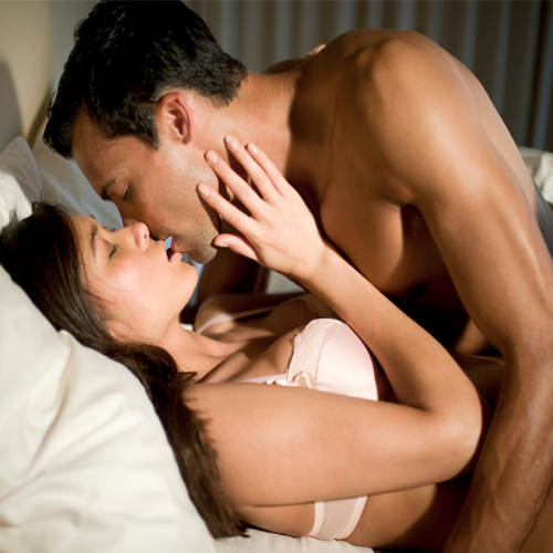Romantic hot kiss video