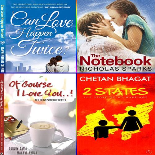 indian fiction novels
