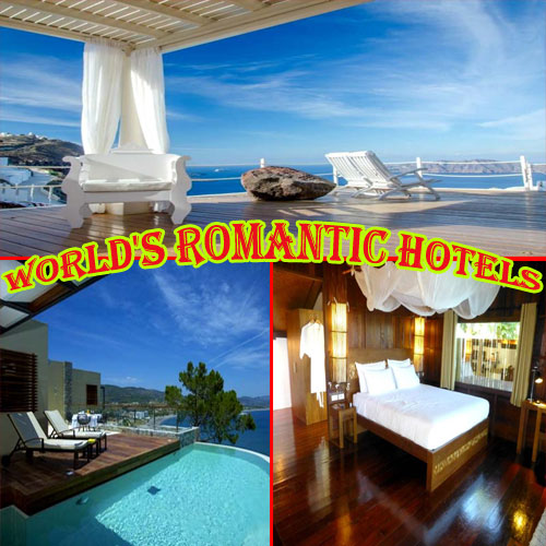 Top10 world 39 s romantic hotels slide 1 for Best romantic hotels in the world